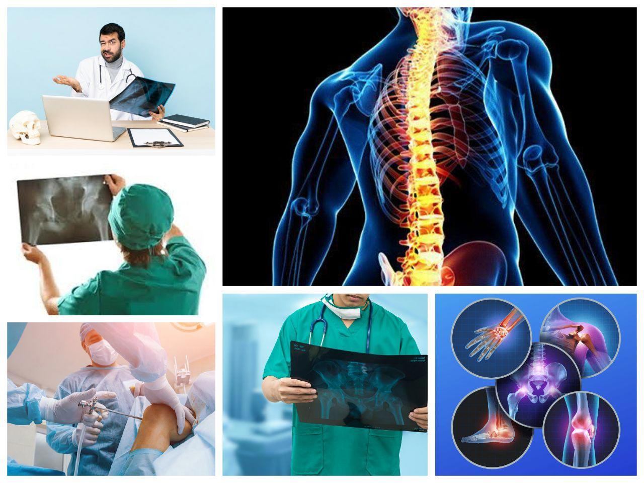 Orthopedist and joint and bone surgeon