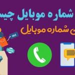 what is a mobile number bank and what are its uses 150x150 - بانک شماره موبایل چیست و چه کاربردهایی دارد؟